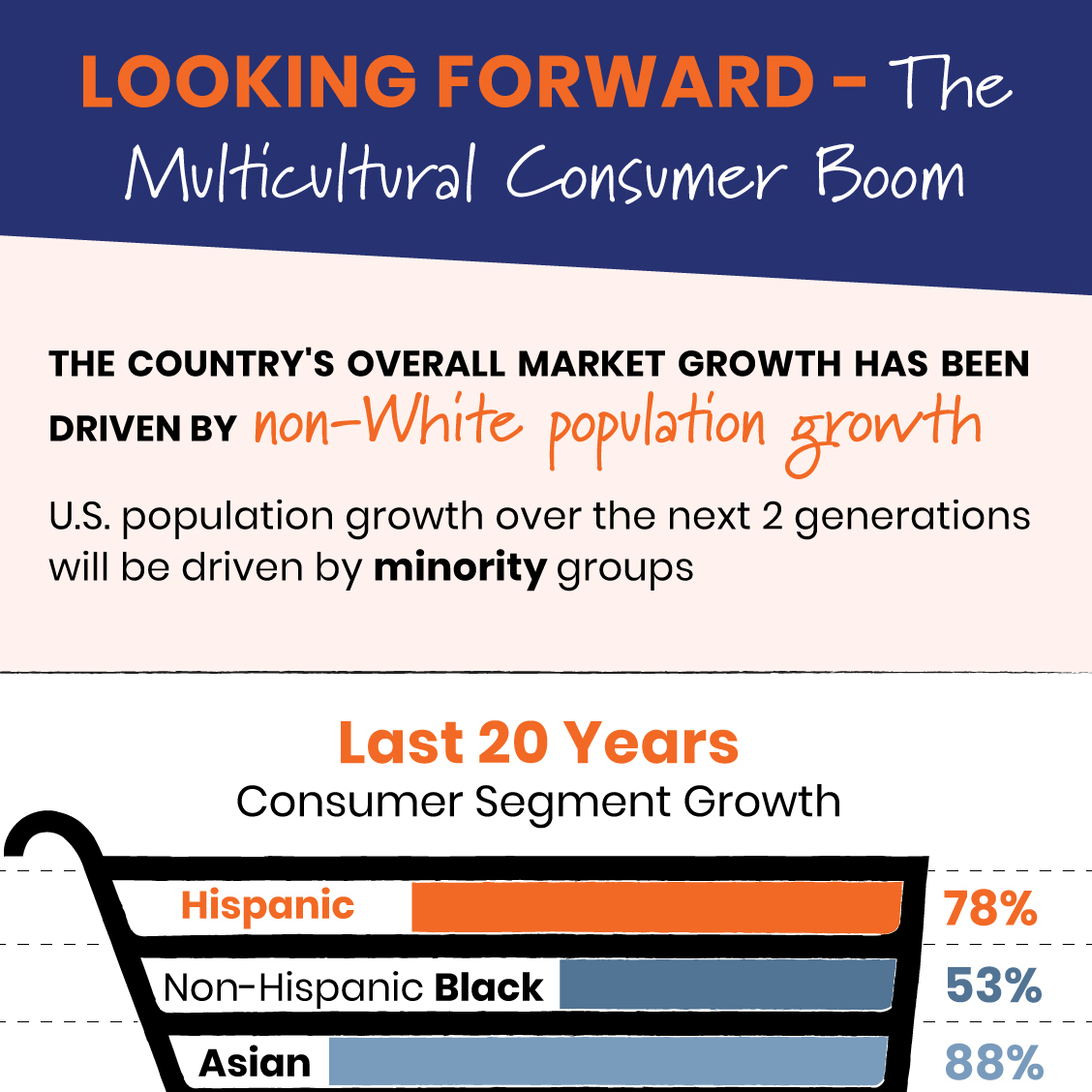 Multicultural Consumer Population Growth