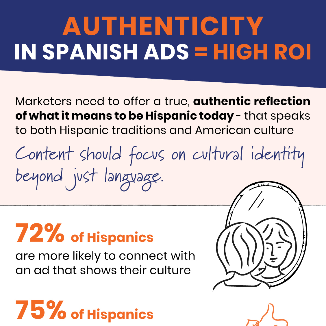 Authenticity in Spanish Ads